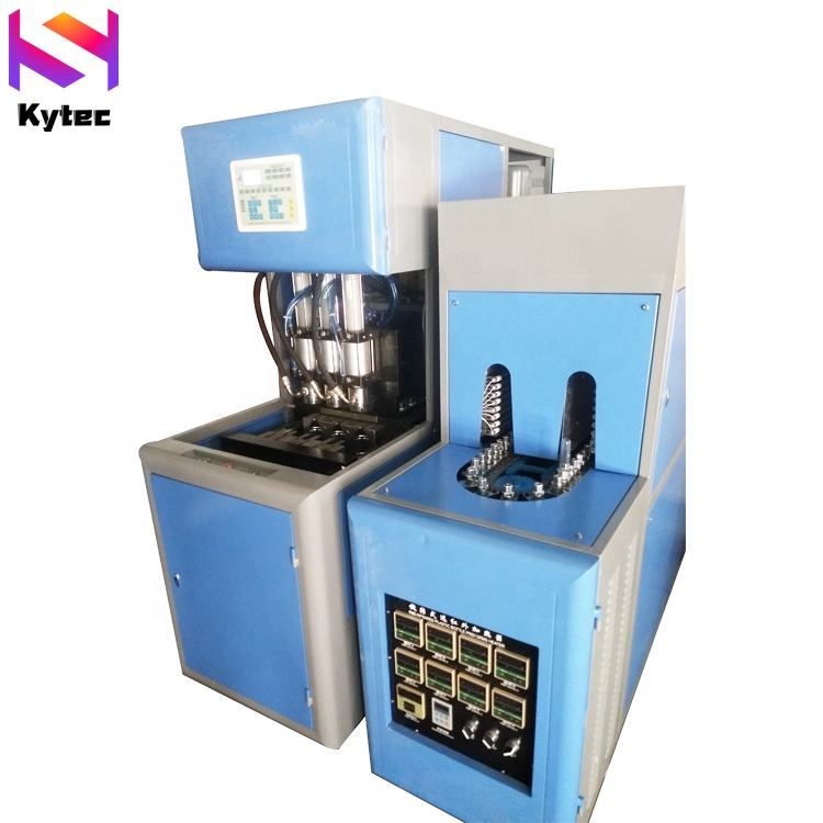 Cheap Plastic Injection Semi-automatic High Speed Pet Water Bottle Blow Moulding Machine