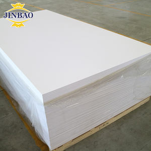Jinbao China Wpc Foam Board Eva Foam Vel Plaat Fabrikant Grondstof Plafond Boards Pvc Wandpaneel