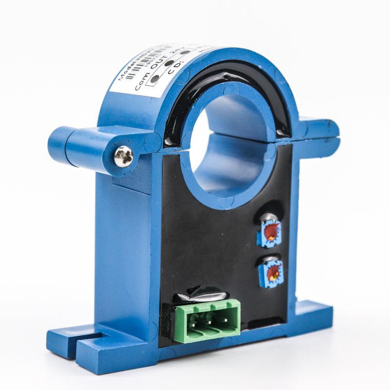 4-20mA выход 0-500A dc вход Холла эффект open loop ток сенсор преобразователи разделение core ток преобразователя