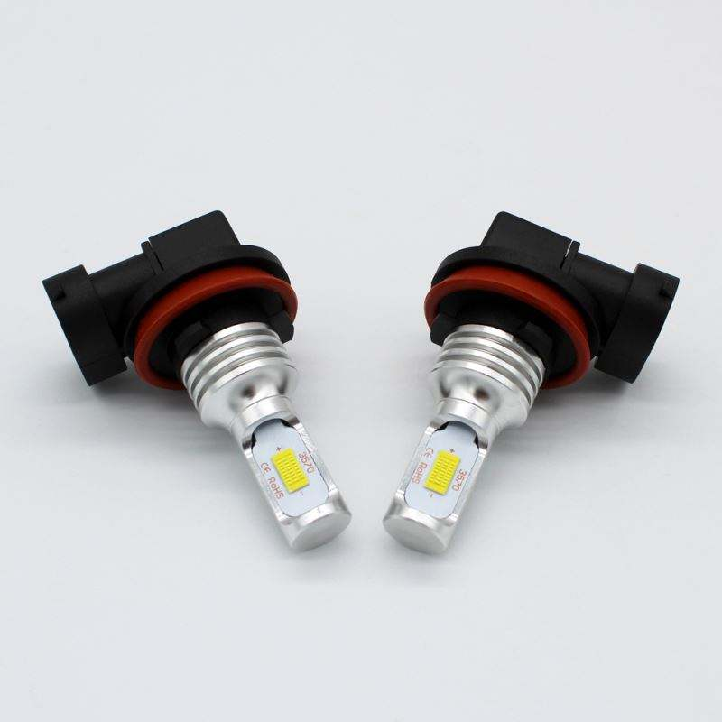 Car accessories high power auto lamp bulbs h8 h9 h10 h11 9005 9006 20W car led hed fog light for truck