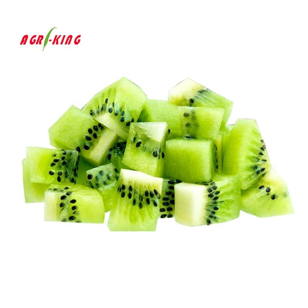China Cheap Delicious Frozen Kiwifruit Diced