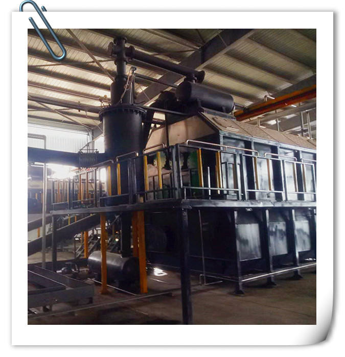 Pyrolysis waste oil for refinery fuel oil plant in singapore