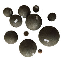 Dia 20MM-150MM Steel Mineral Forged Grinding Iron Ball