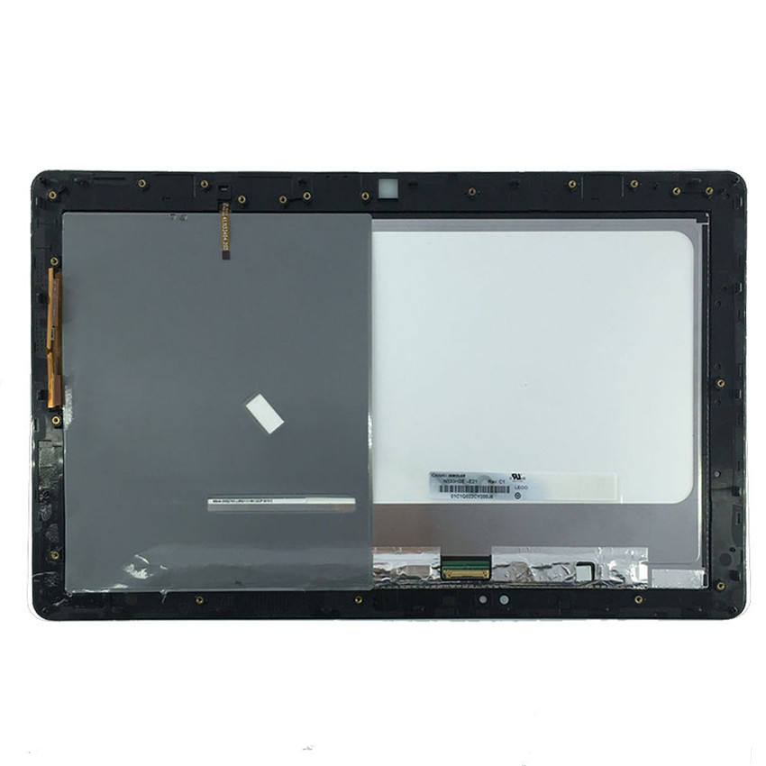 Laptop LCD Display Panel N133HSE-E21 30pin with Touch Screen Digitizer Assembly For ASUS TX300CA TX300 TX300C 1920X1080