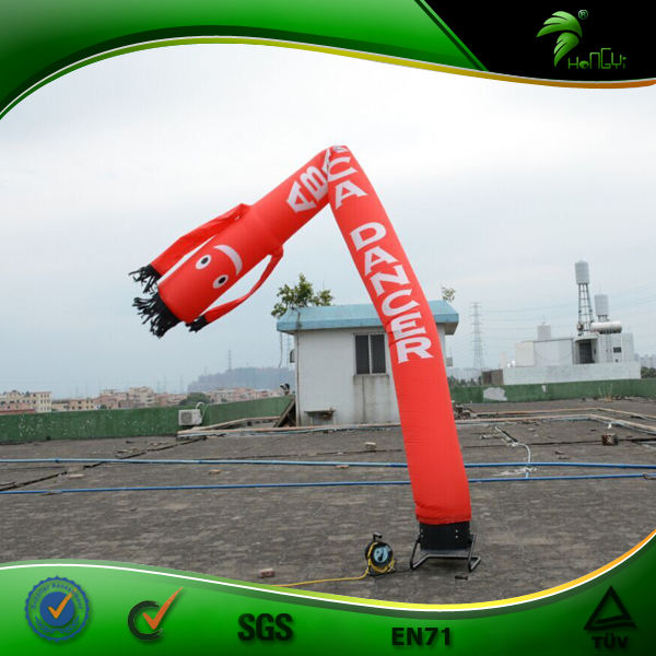 PVC High-Quality Custom Dancer Inflatable Air Fly Dancers Advertising Inflatable Sky Dancing Man For Sale