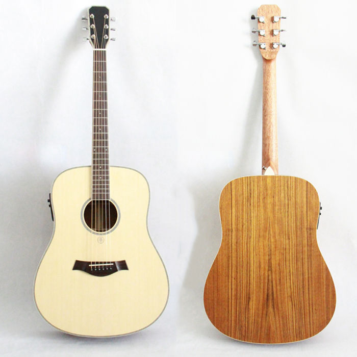 Cheap Acoustic Guitar 41 Inch OEM Guitar With EQ FAG 286