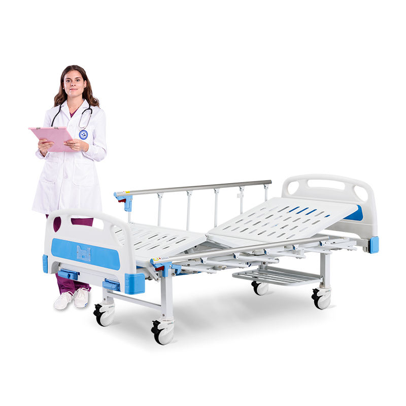 A2w Saikang BV Certification Luxury Multi-Function Foldable Hospital Bed