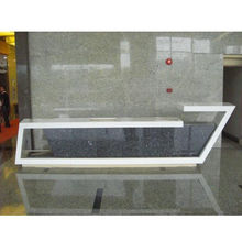 acrylic artificial stone reception desk