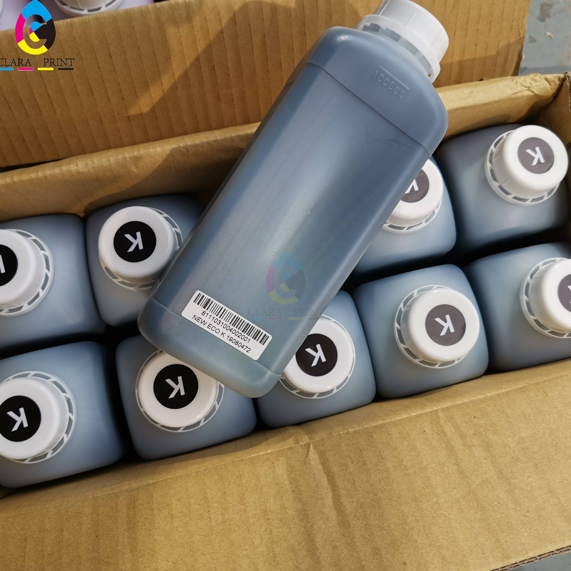 1000ml lk Jetbest Eco Solvent Ink for Roland VS640/VS300/vs640i/RS 640/ XR-640 in square bottle 1000ml ink