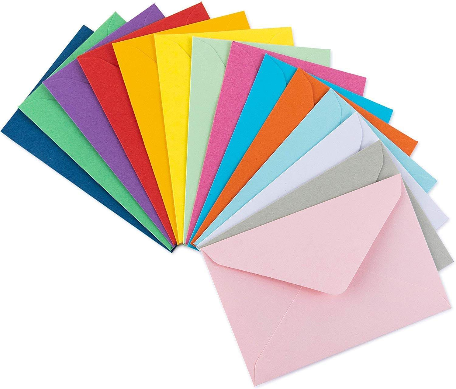 Simple Type Custom Envelope Printing Wedding Colored Paper Mailing Envelopes