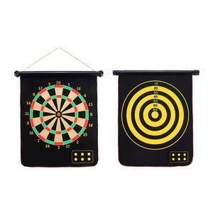 Venta directa de fábrica tablero de dardos de flocado duro dardos Placa de seguridad de tablero de juego Dart