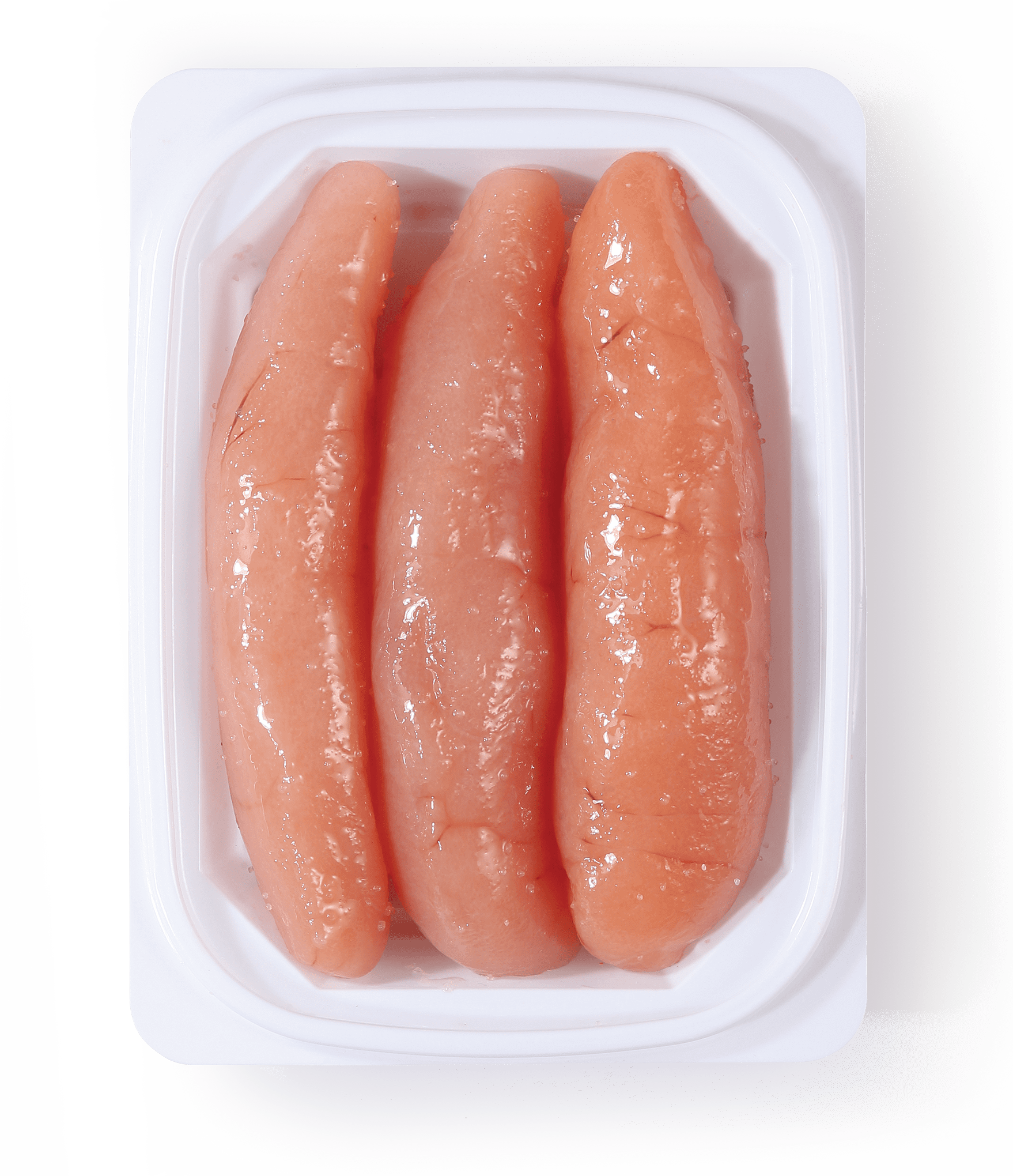 Frozen Korea Premium Wine Seasoned Pollack Pollock Cod Egg Seasoned Roe made in Korea