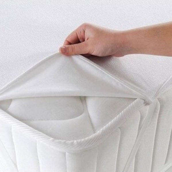 High Quality Waterproof Mattress Cover Protector Double Size