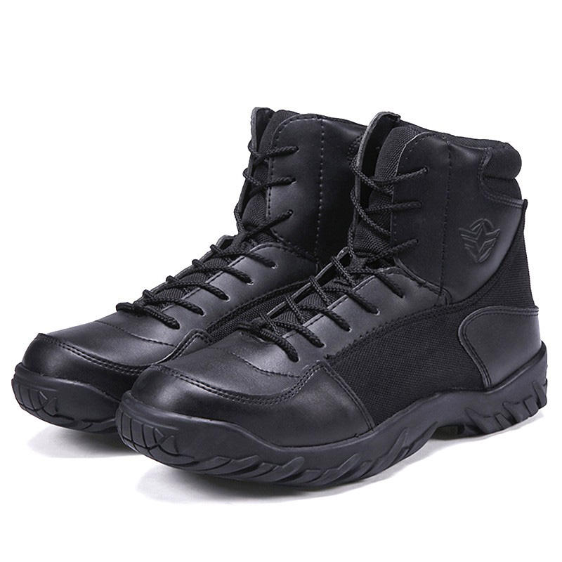 withstand toughest condition strong quality army combat boots for tactical operation
