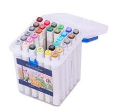 Wholesale Premium Non-Toxic Double Tip Water Color Marker Pen 2 Heads Watercolor Markers Set for Painting