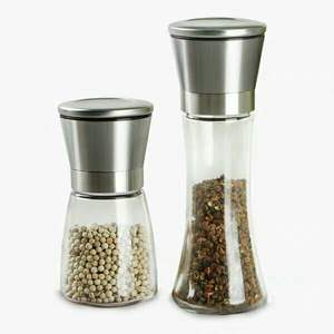 Factory Produced Manual Premium Stainless Steel Salt and Pepper Grinder/Mill