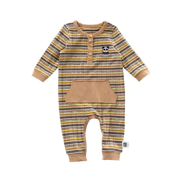 Hot Selling Products Grown 100 Percentage Cotton Organic Yellow Bodysuit On Online Retail Store