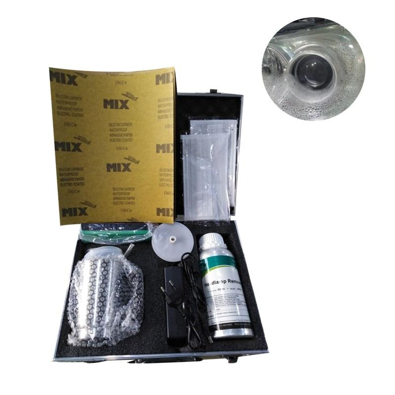 Allplace auto care 600ML Car polish Lens Restoration Kit car headlight scratch remover kit