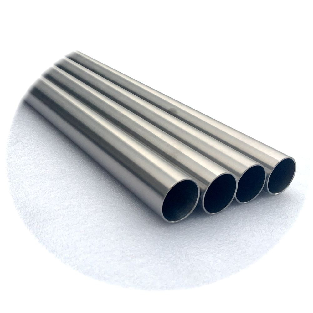 China Best Price Titanium Tube Harga Pipa Titanium Seamless Tube