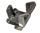 OEM machinery parts handle lost wax steel investment castings
