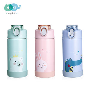 Kids stainless steel vacuum children thermos flask for children