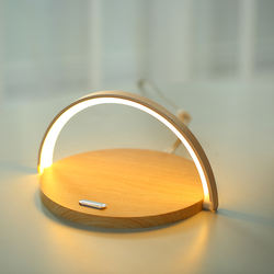 10w Fast Wireless Quick Magnetic Charger Custom Table