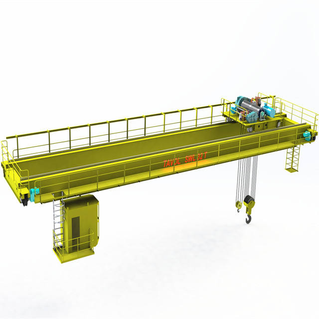 Design and supply cheap cost high quality single girder and double girder Overhead Crane