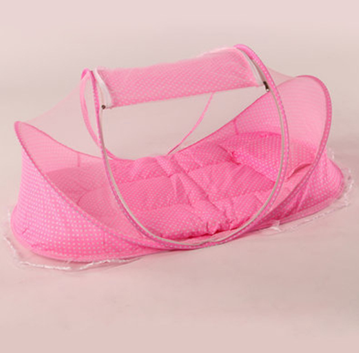 baby bed mosquito net / foldable mosquito net / baby cot mosquito net