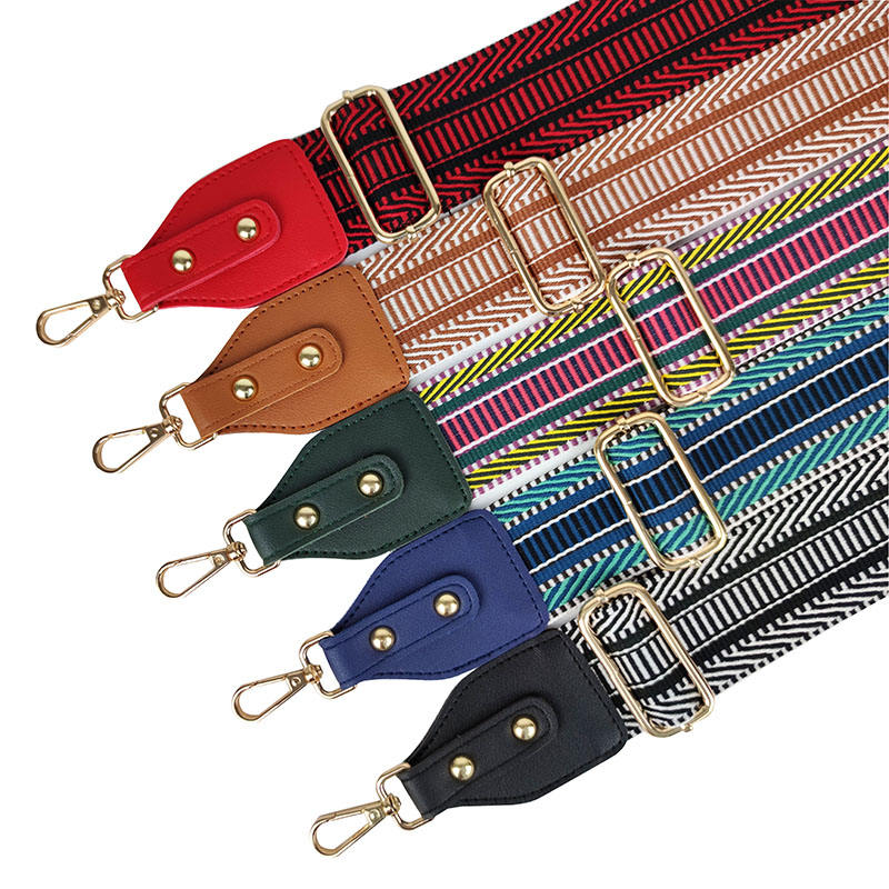Hot Deal Handbag Strap Shoulder Strap Meetee B-J004 Ribbon Adjustable Webbing Shoulder Slung Handbag Accessory Long Bag Strap