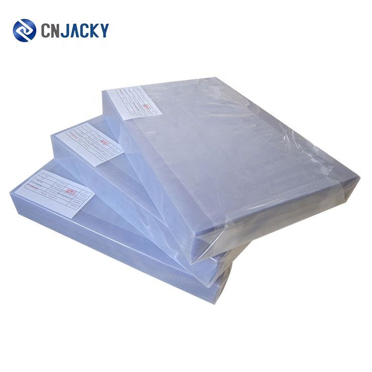 Factory Supply <span class=keywords><strong>Gecoate</strong></span> Overlay Pvc Film 0.08 Mm Voor Id-kaart Maken