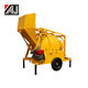 Best Selling!!! JZG350 Conical Drum Reversing Wire Rope Hopper Tipping Concrete Mixer,Charging Capacity 560L