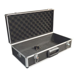 Multifunctional Portable Toolkit Box Plastic Iron Aluminum Alloy Toolbox Hardware Tools Boxes