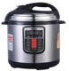 2020 hot sale New Design Electric Pressure Cooker 6L 8L Large Capacity Rice Cooker Stainless Steel Body