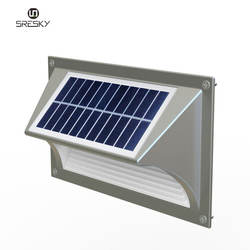Bright Modern Solar Led Recessed Outdoor Wall Lights China