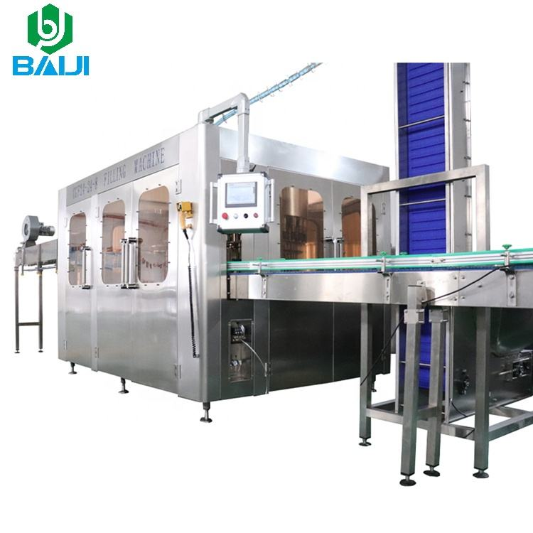 A Commercial mango juicer production line / fruit mango juice extractor machine / filling sealing processing plant
