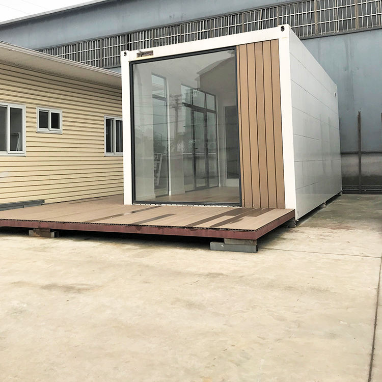 Container House Luxury Prefabricated 20 Feet Container House 40 Ft Expandable Container House