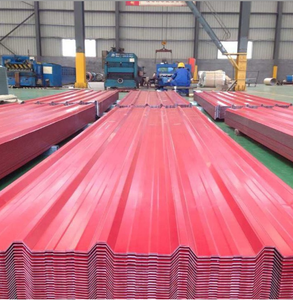 Cheap Steel Price SGCC DX51D PPGI Galvanized Corrugated Steel Sheet for Iron Metal Roofing Sheets