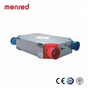 IEC.365 ITREES 알루미늄 벽 장착 열회수 공기 환기 시스템 홈