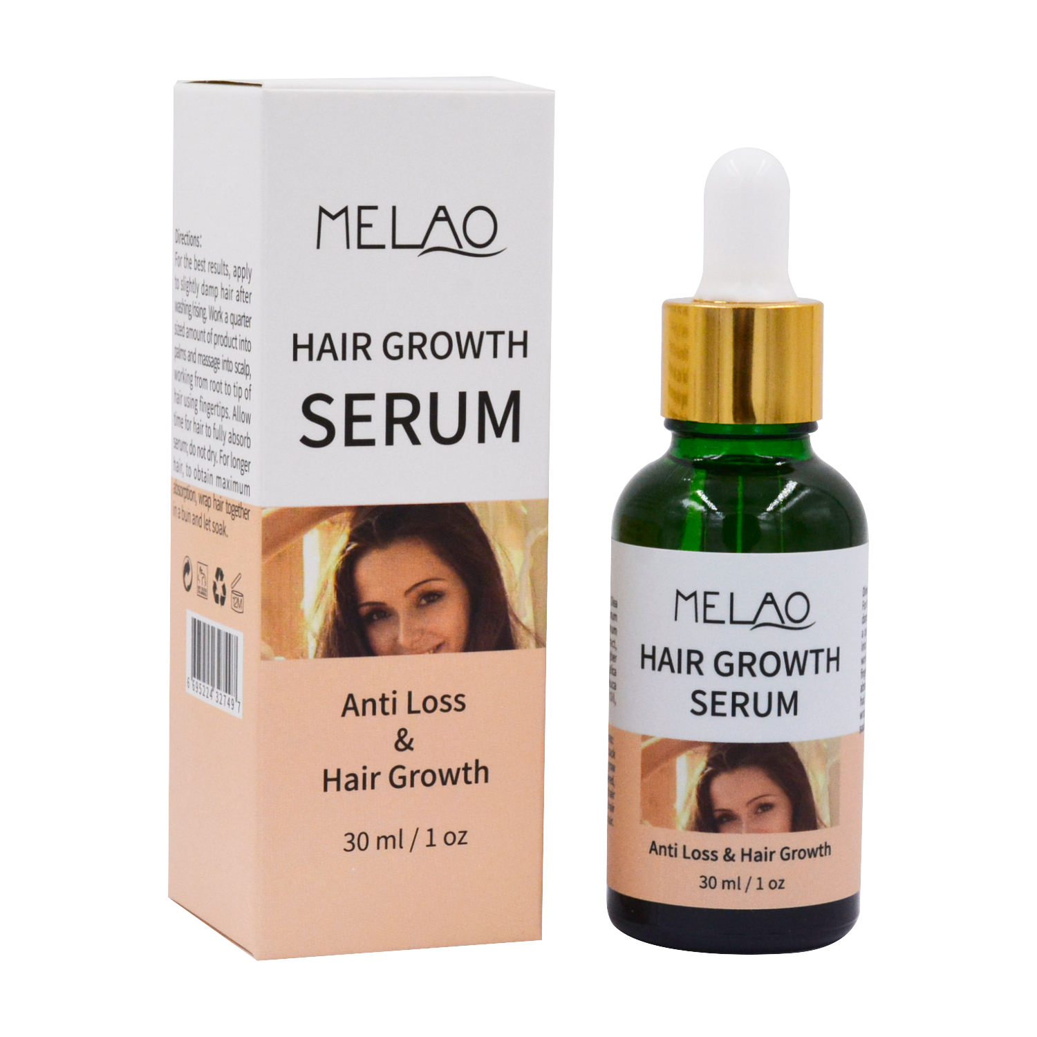 Factory Customized Label natural Organic Hair growth serum Hydrate Restore Shea butter black hair deep Care OEM