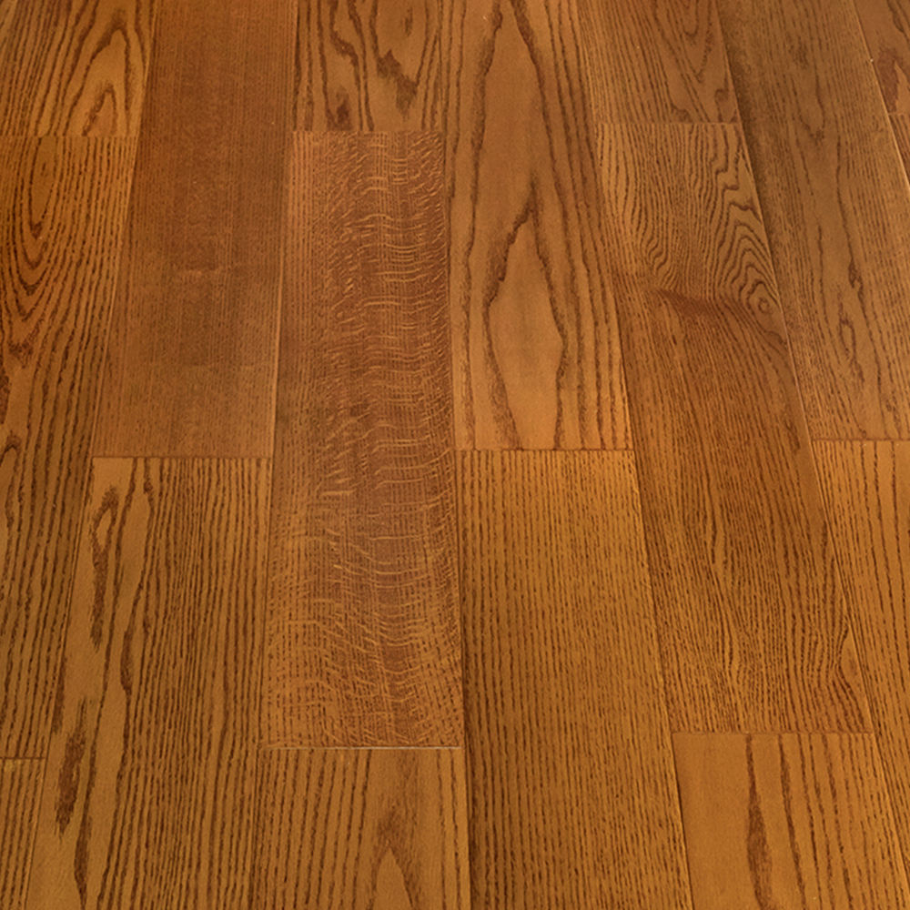 Unfinished Red Oak Hardwood Forester Solid Acacia Oak Wood Flooring