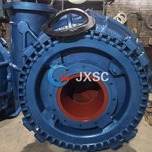 China River Or Sea Sand Dredging Diesel Or Electric Motor Chrome Alloy Suction Pump Price 10 Inches Sand Mining Gravel Pump