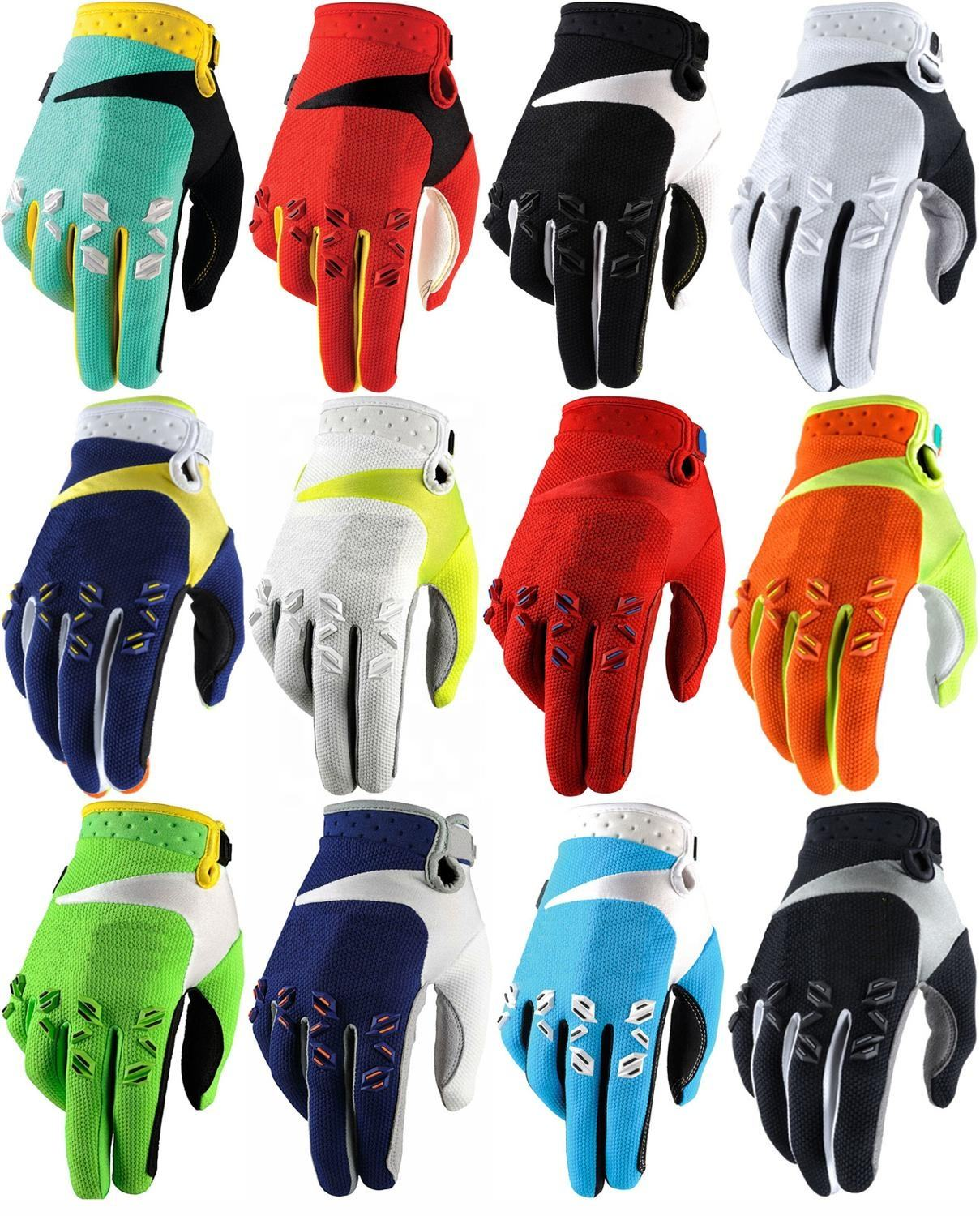 Wholesale Racing Full Finger Gloves Racing Motorcycle Motorbike Motocross Cycling Bike gloves