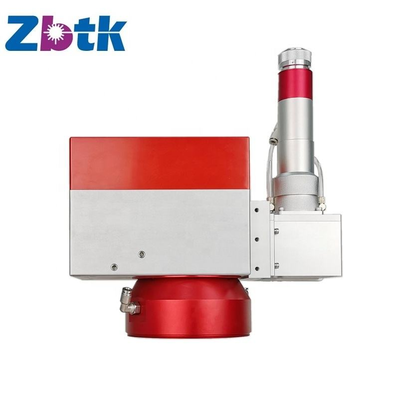 ZBTK 6000W High Power Laser Galvo Scanner Head For Laser Welding Machine On Stainless Steel