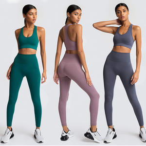 Women's Push Up Nylon Ly cra Seamless Custom Logo Sport Yoga Pants