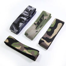 High Quality Textile Elastic Ban  For Garment,30Mm~40Mm Camouflage Elastic Band
