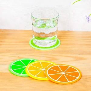 Eco-friendly 100% Polyester Felt Caster Home Decoration Glasses Placemat Coaster