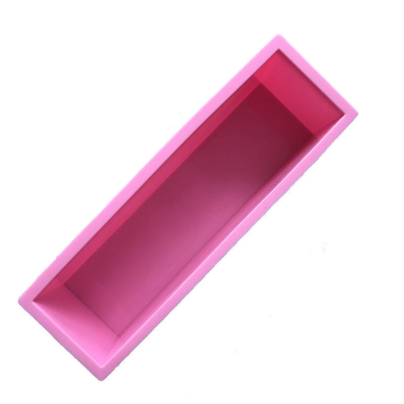 1200ml Rectangle Pastry Toast Bread Loaf cake Tools Baking Toast silicone soap mold