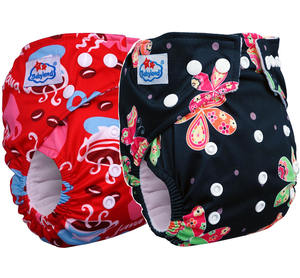 2020 babyland ecological baby reusable cloth diapers