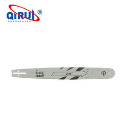 """QIRUI Excellent Quality Length:18"""" Gauge:.050"""" 180SPEA041 PO18-50NR  Electric Chainsaw Bar For Family Using"""