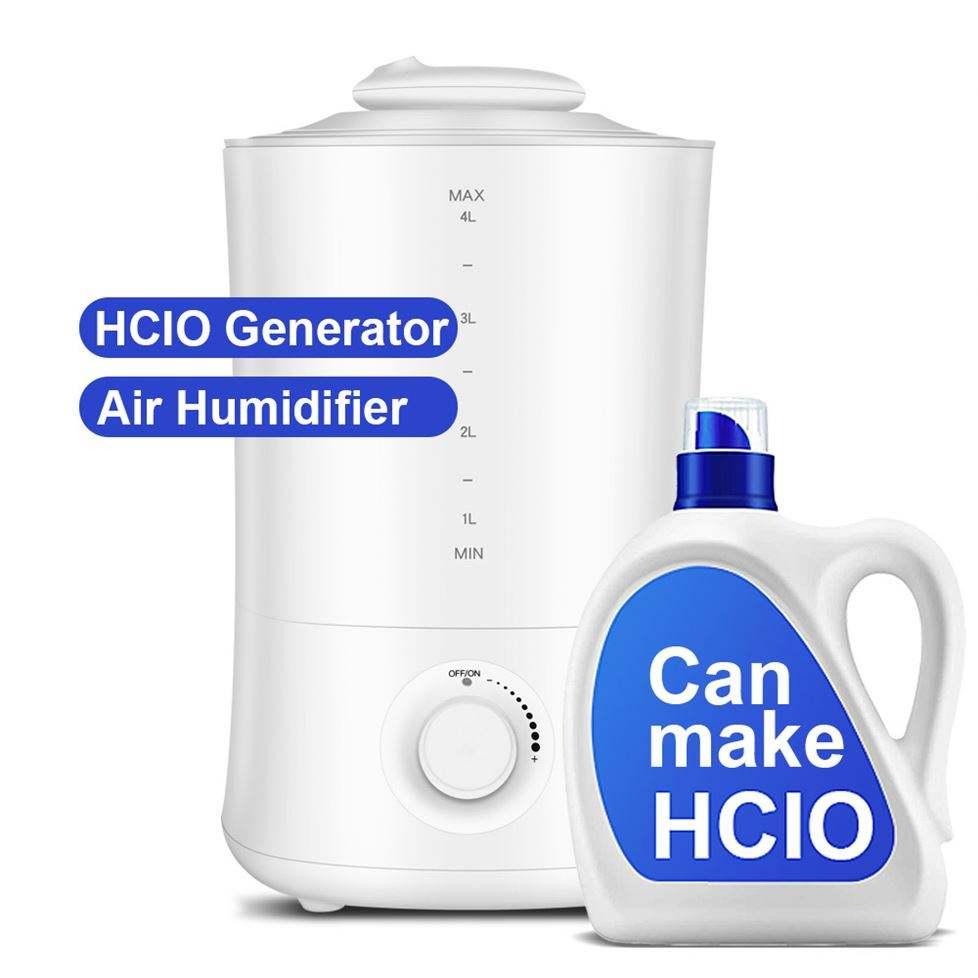 Hocl Lösung Elektrolyse Desinfektionsmittel Sauren Electrolyzed Oxidations Wasser Generator